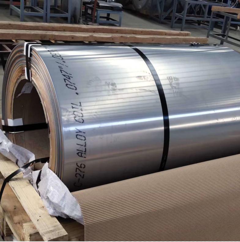 C276 alloy coil